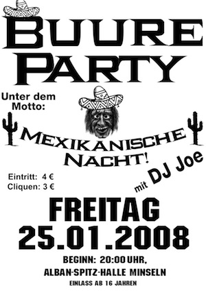 BuureParty2008