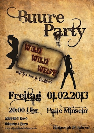 BuureParty2013