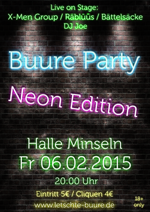 Buureparty2015